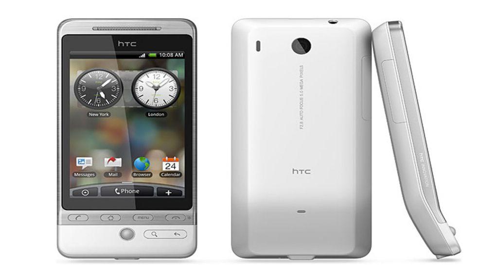 Omsider Android 2.1 til HTC Hero