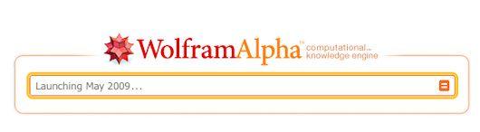 Wolframalpha lanseres i neste uke