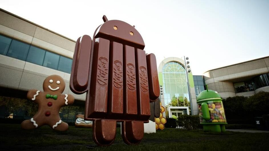 Android 4.4 heter Kitkat