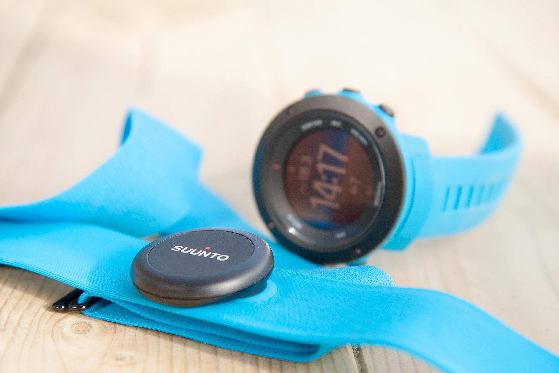 Pulsbeltet har innebygget minne som lagrer pulsdata i tilfelle overføringen til klokken skulle kutte ut.