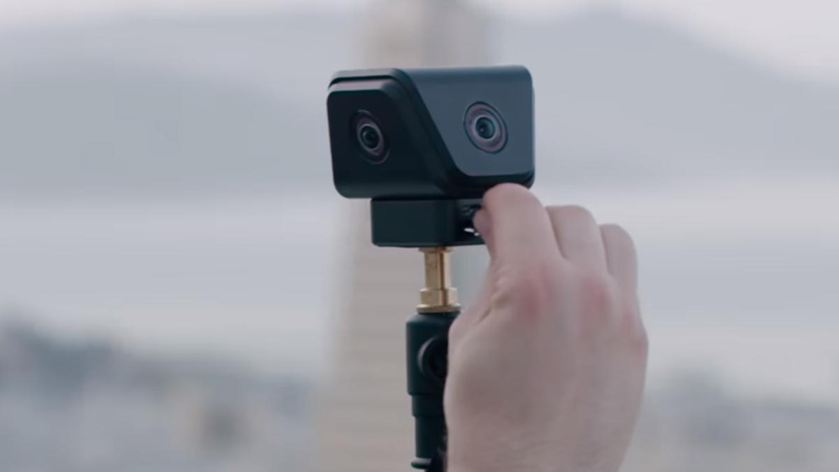 Dette VR-kameraet er det første av sitt slag
