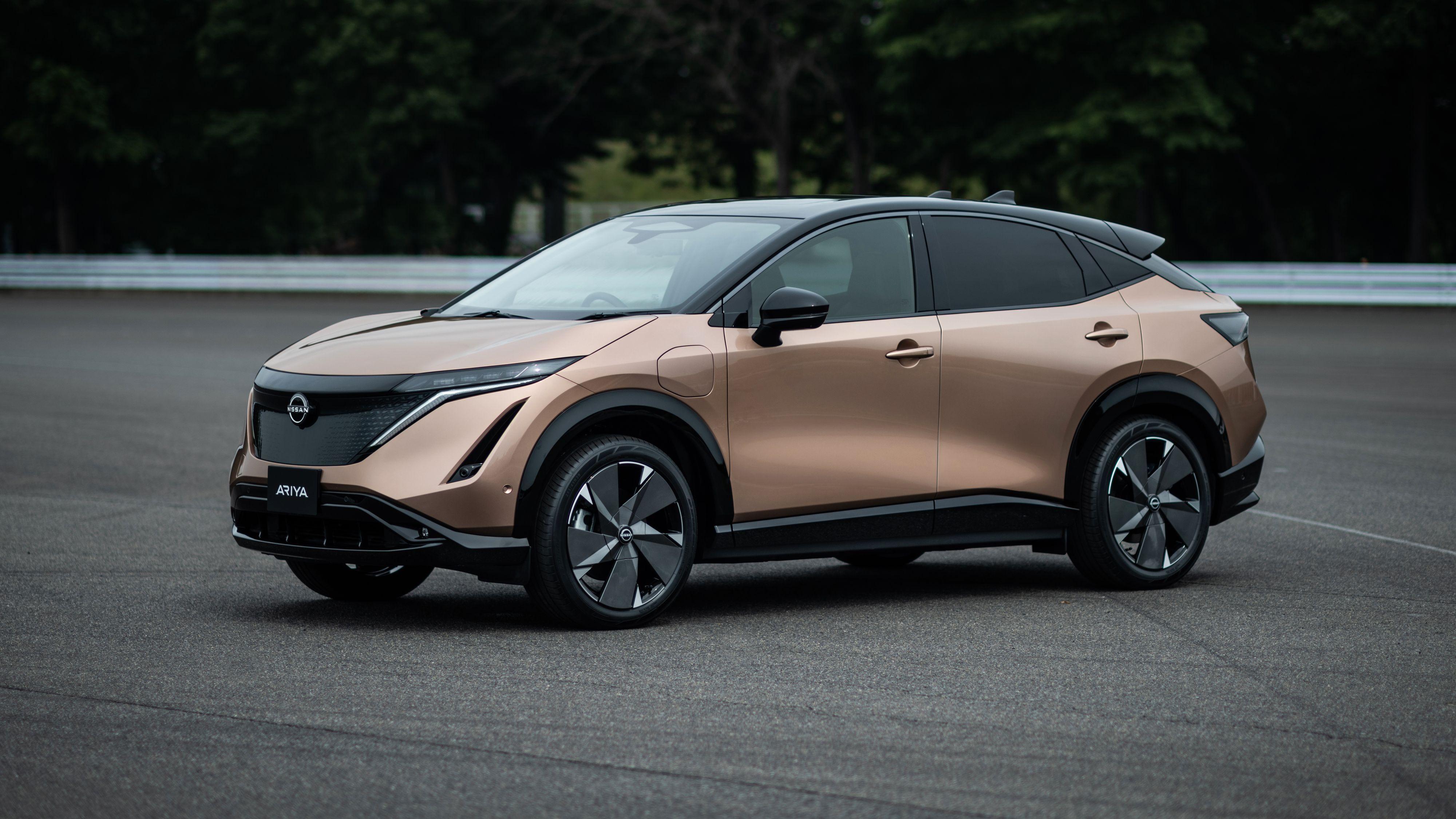 Produksjonsversjonen av Nissan Ariya blir nærmest identisk med konseptet vi så i fjor.