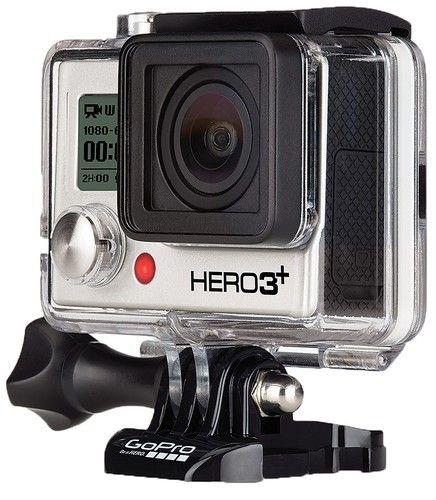 GoPro HD Hero 3+ Black.
