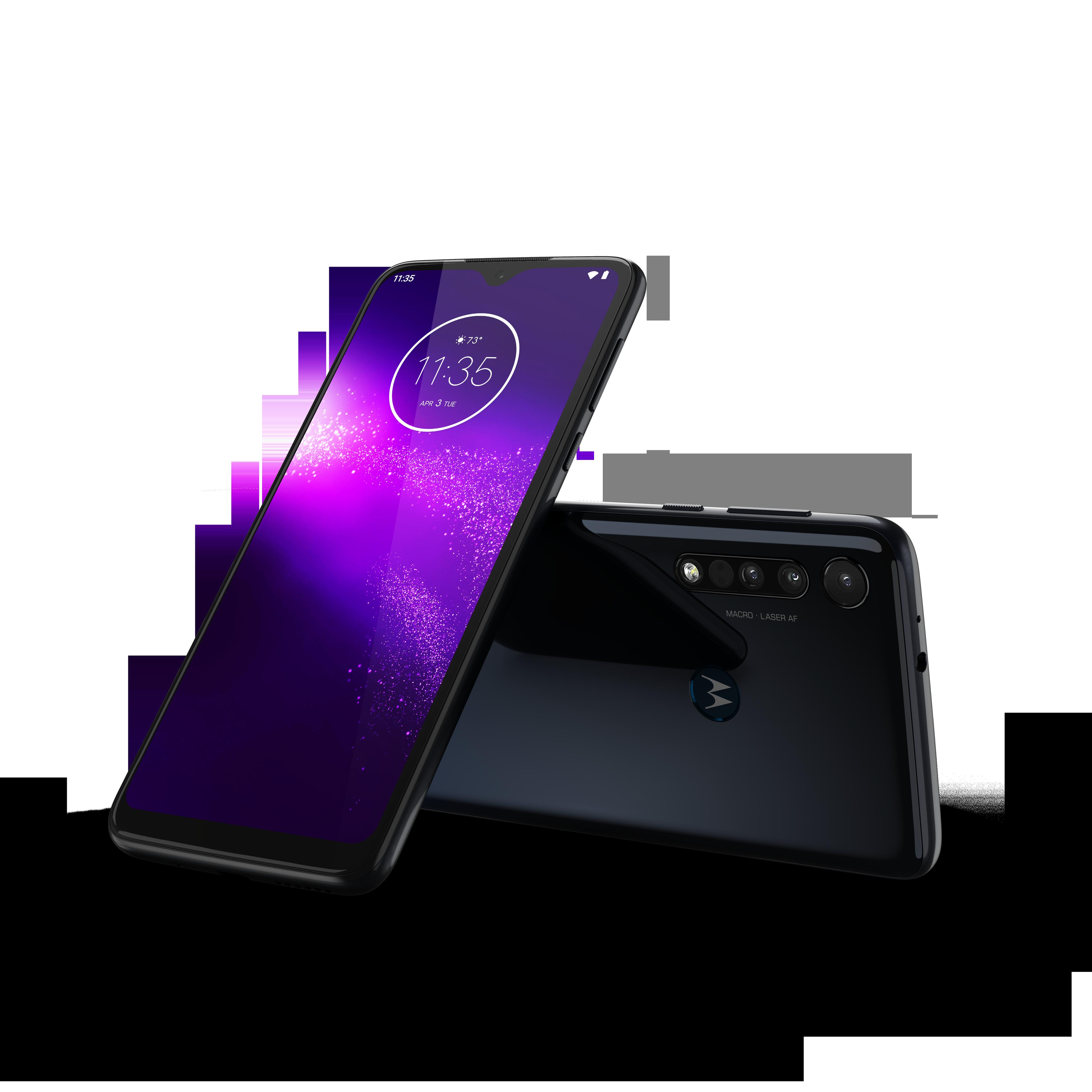 Motorola One Macro skal være ekstra godt egnet til å ta bilder av ting heeeeelt på nært hold.
