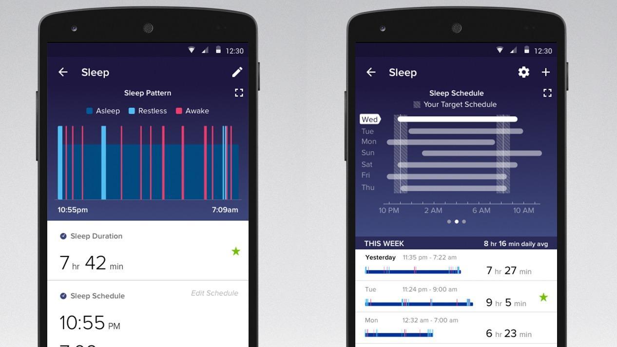 Fitbiten din kan nå hjelpe deg med å sove bedre