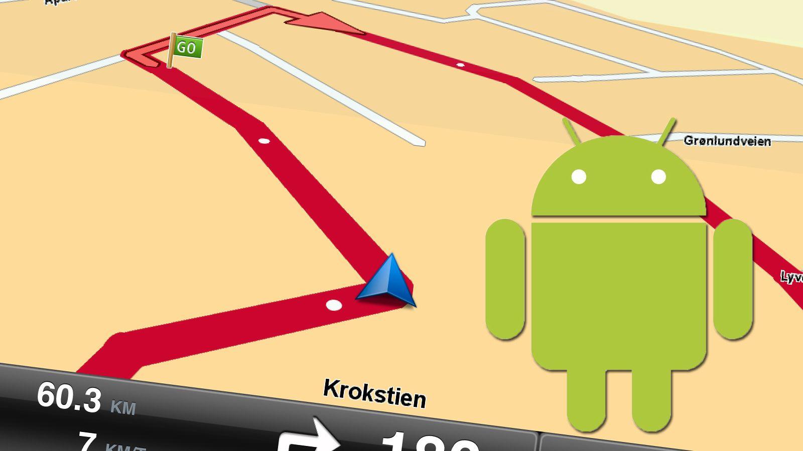 TomTom kommer til Android
