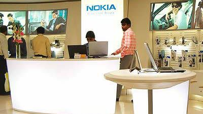 Nokia med Concept Store i Oslo