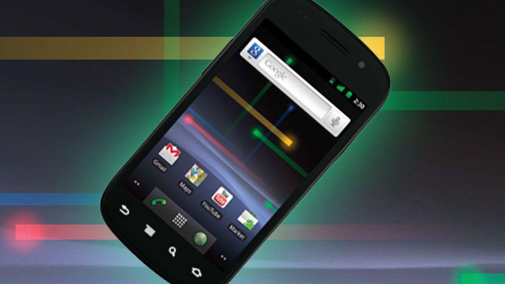Google Nexus S til Norge