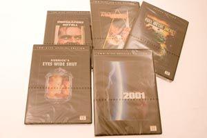 Eva Skogås er den heldige vinneren av alle disse filmene. Gratulerer så mye.