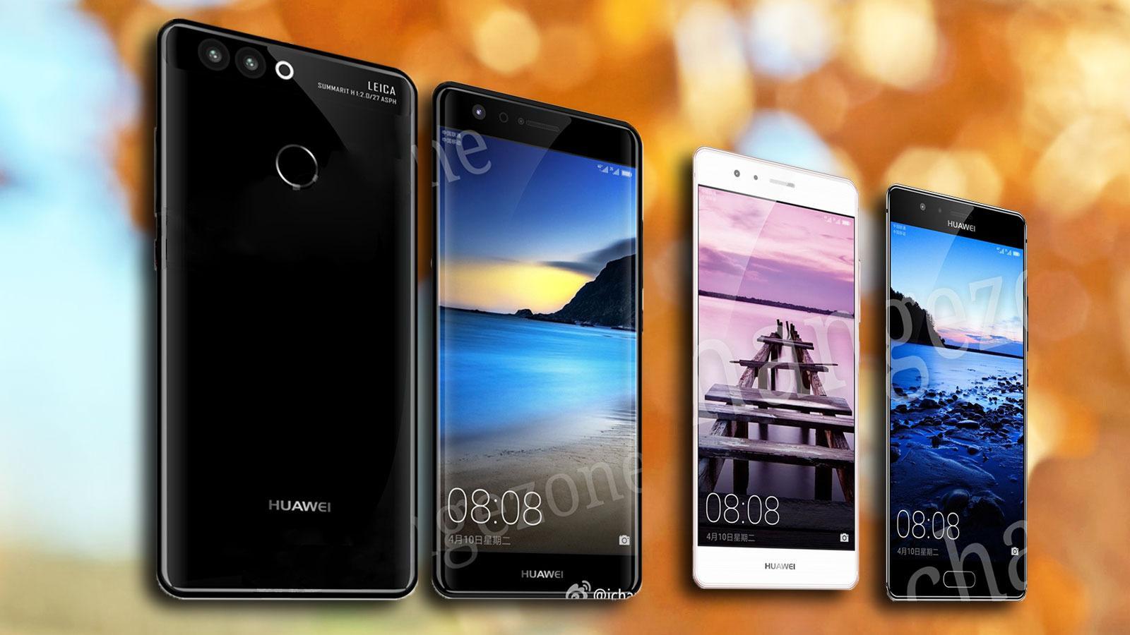 Er dette Huawei P10-familien?