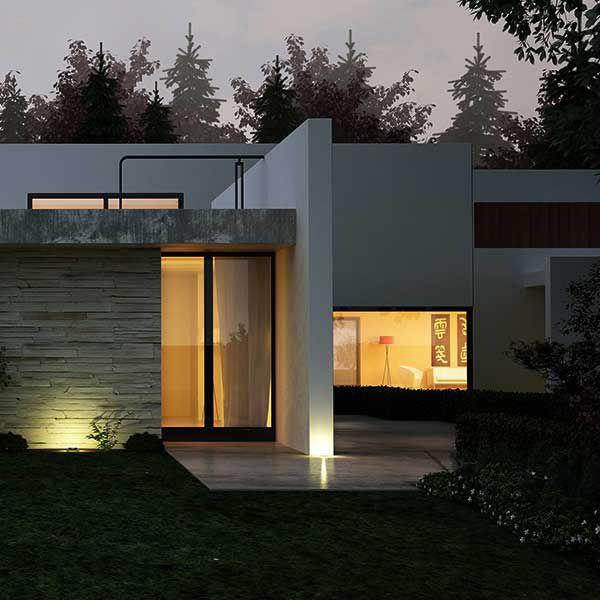 Også belysning og bevegelsessensorer kan brukes til å sikre boligen mot tyver mens du ikke er hjemme.