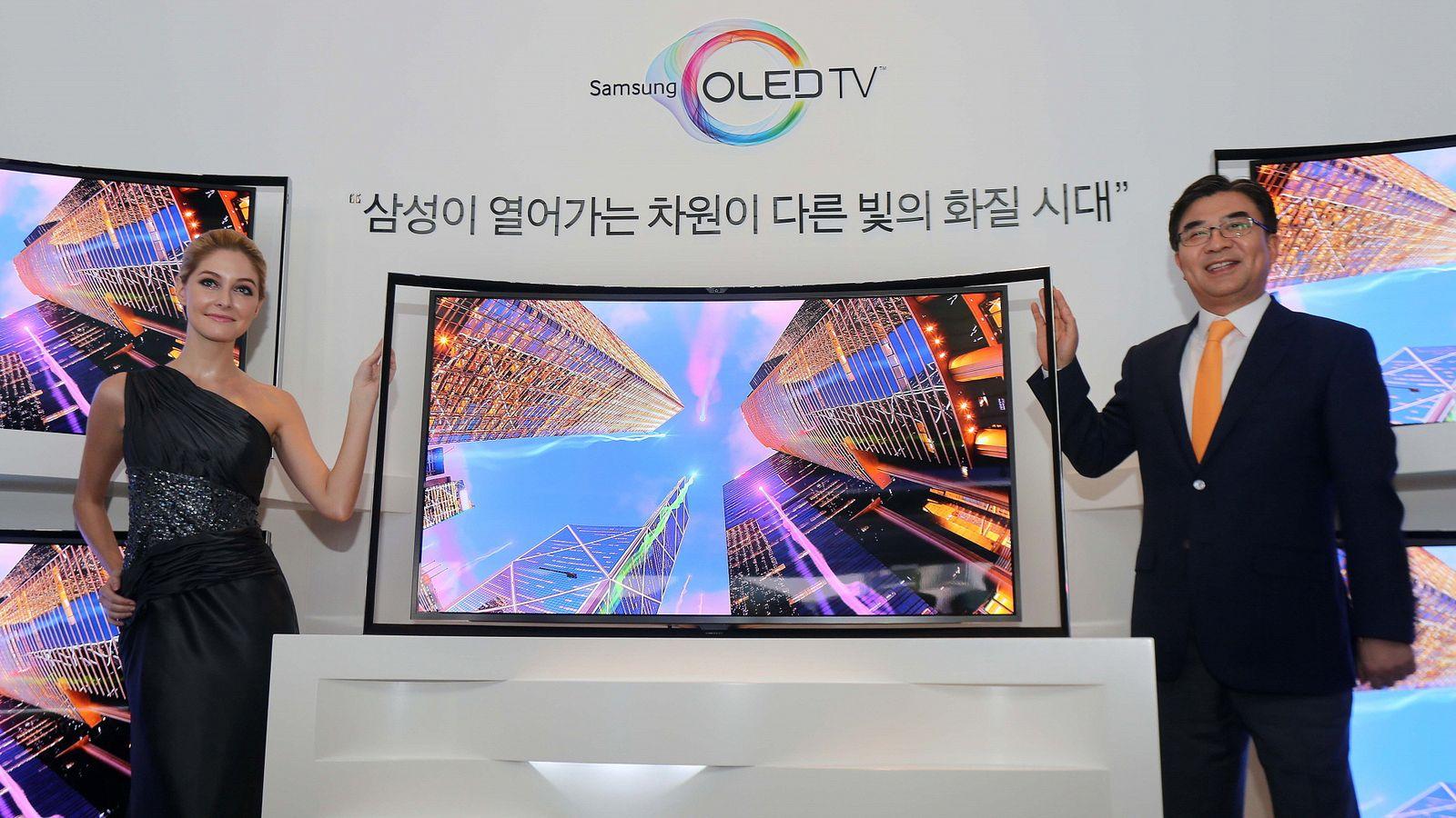 Samsung spytter inn milliarder i ny OLED-fabrikk