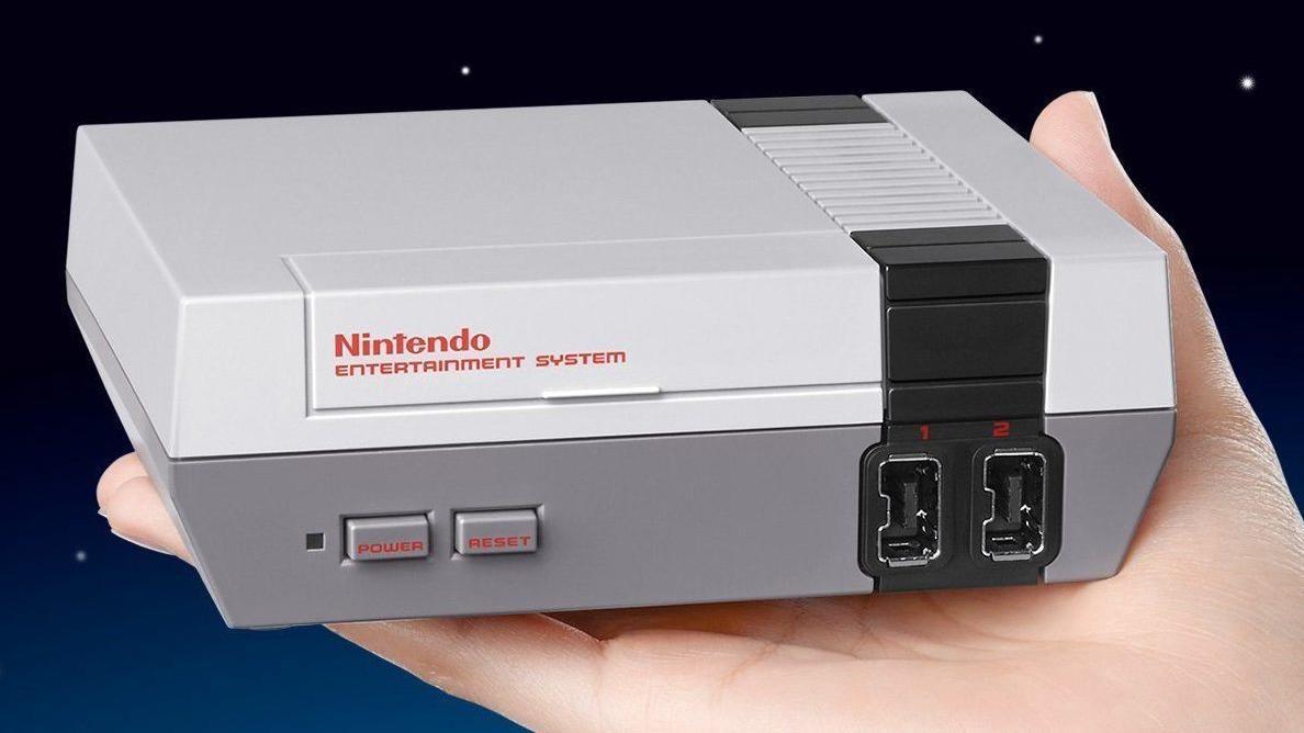 NES tilbake i butikkene i juni
