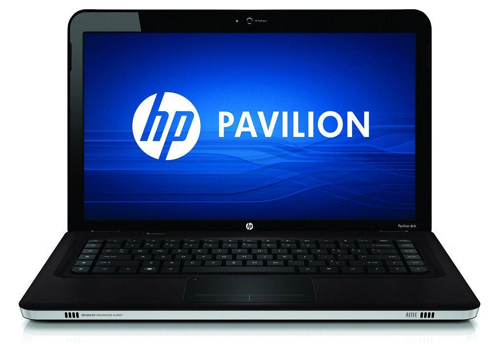 HP Pavilion dv6 3000so Test Tek.no