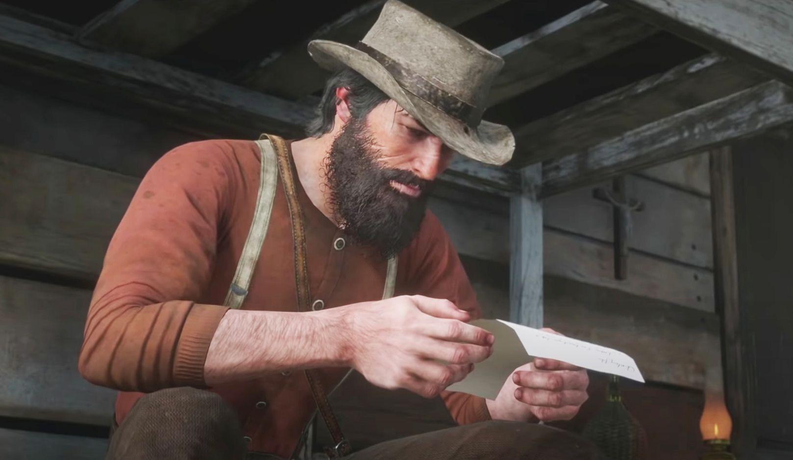 FRIR: Skuespilleren bak John Marston returnerer mer enn gjerne for et nytt «Red Dead Redemption».