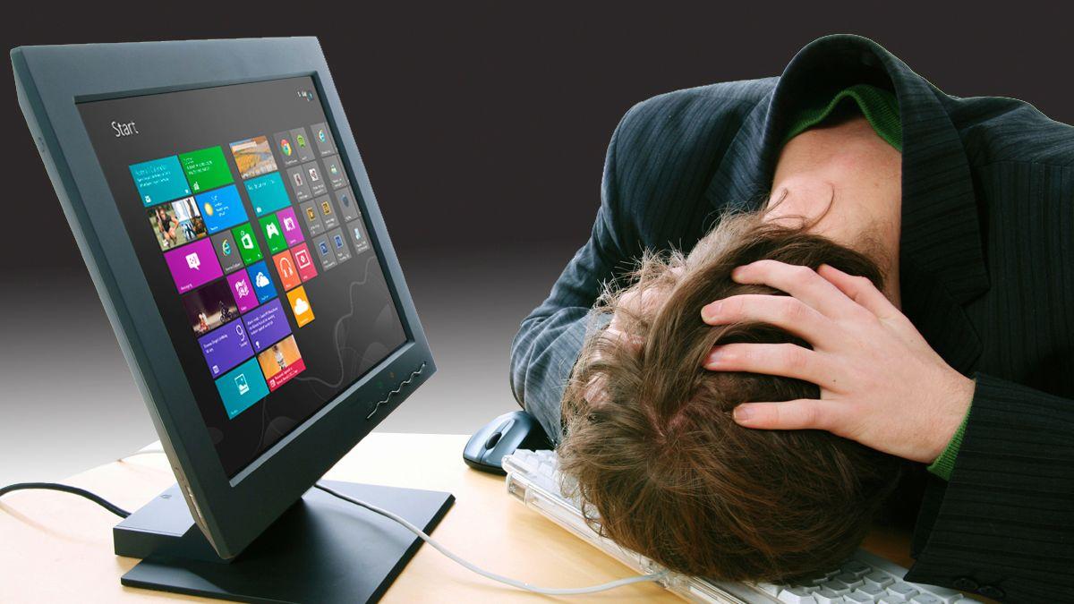 5 gode grunner til å ikke kjøpe Windows 8
