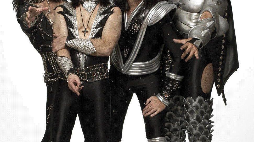 Kiss vurderer albumslipp