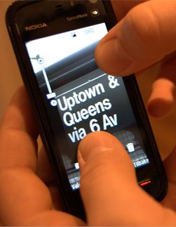 Skarpe skjermer med mulighet for multi touch blir dagligdags i 2009.