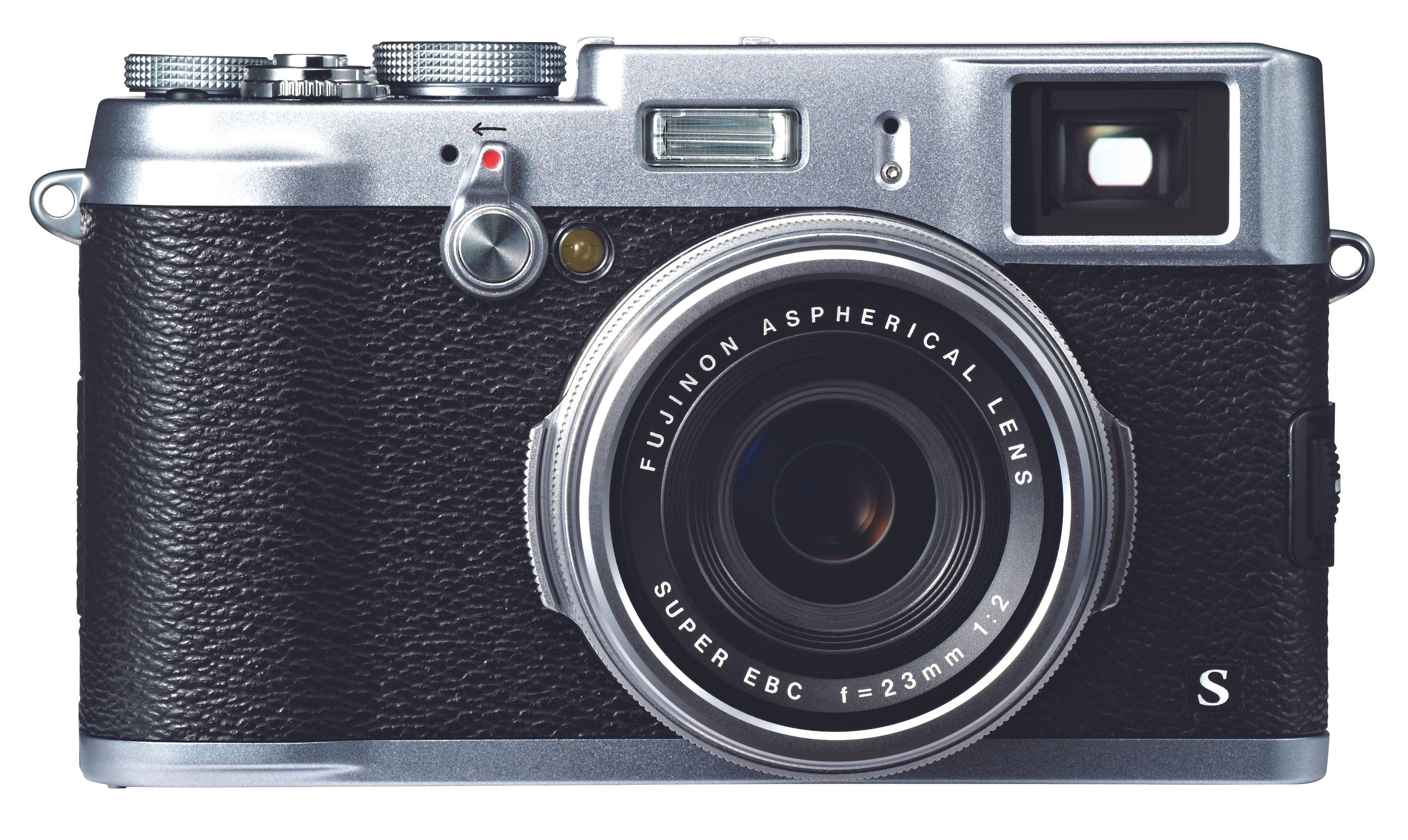 Fujifilm X100S.Foto: Fujifilm