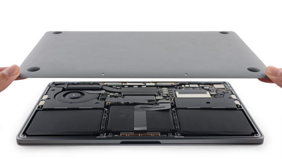 Nå slutter Macen å fungere om du reparerer selv