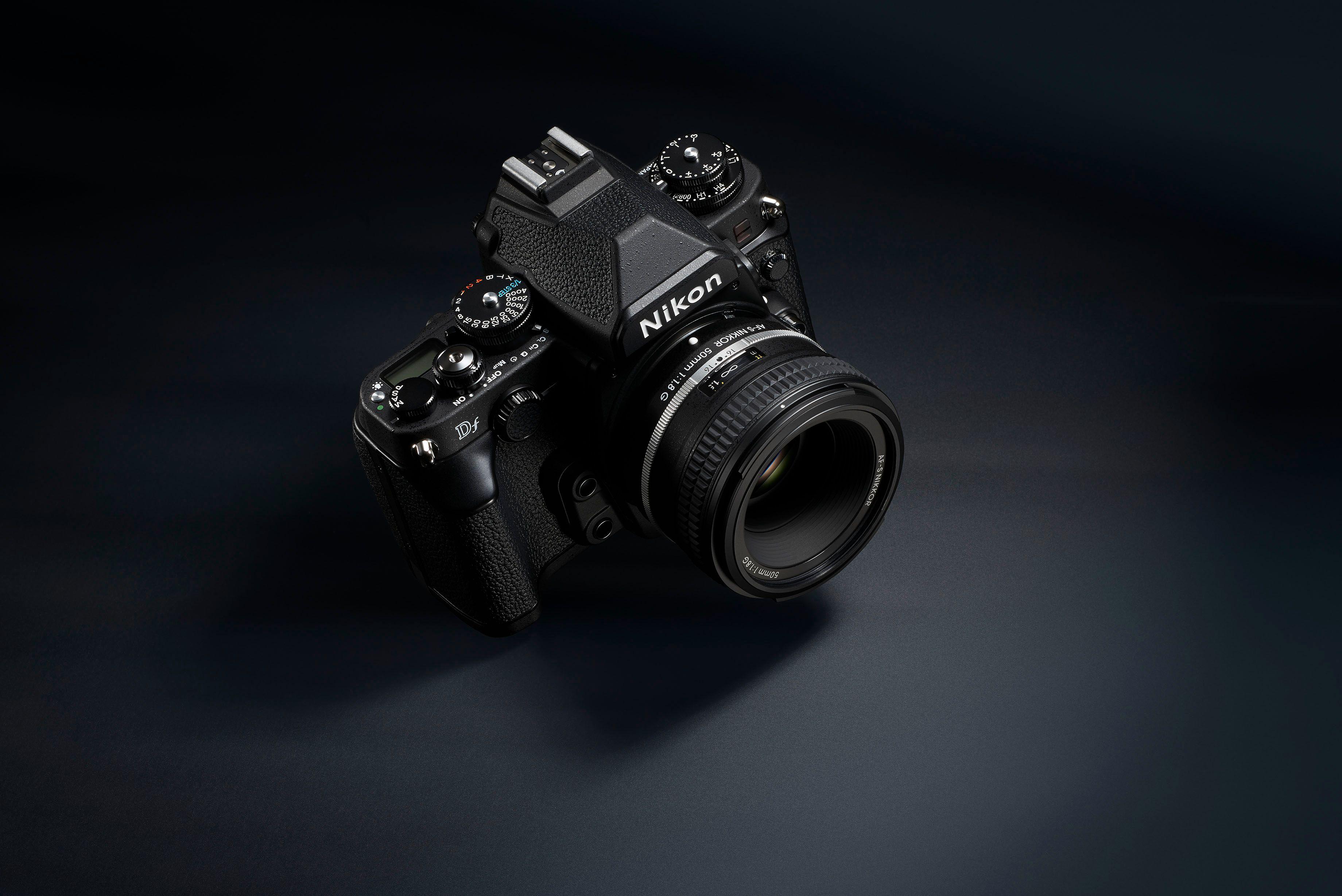 Nikon Df, det siste retrokameraet?Foto: Nikon.com