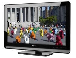 Sonys nye Bravia-TV. (Foto: Sony)