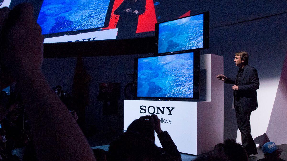 Sony viser frem TV-en vi har ventet på