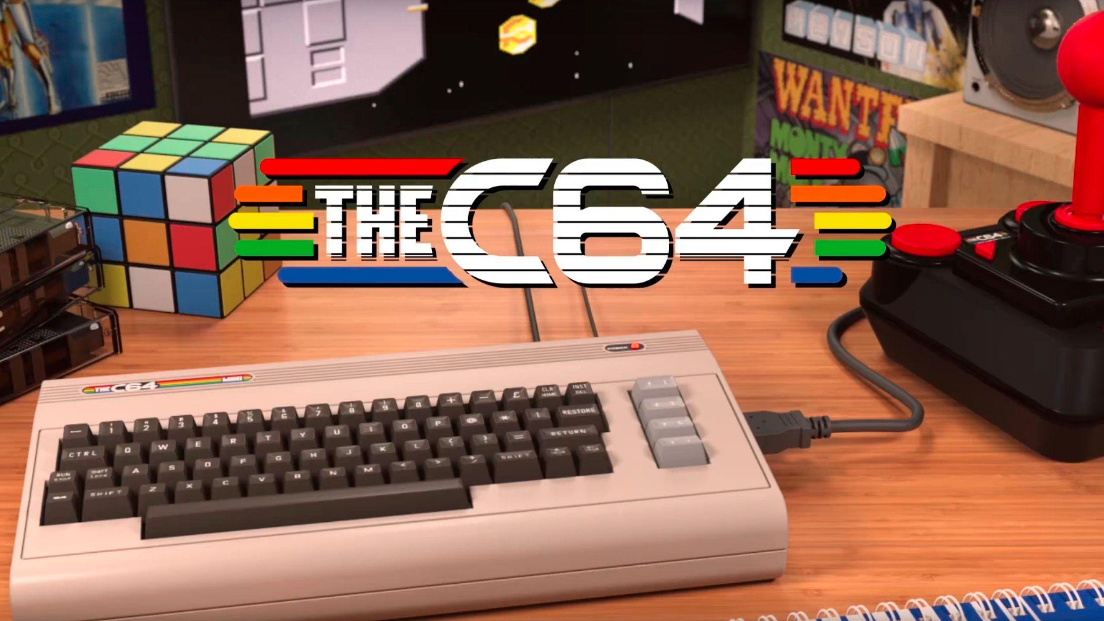 TheC64 har fått europeisk lanseringsdato
