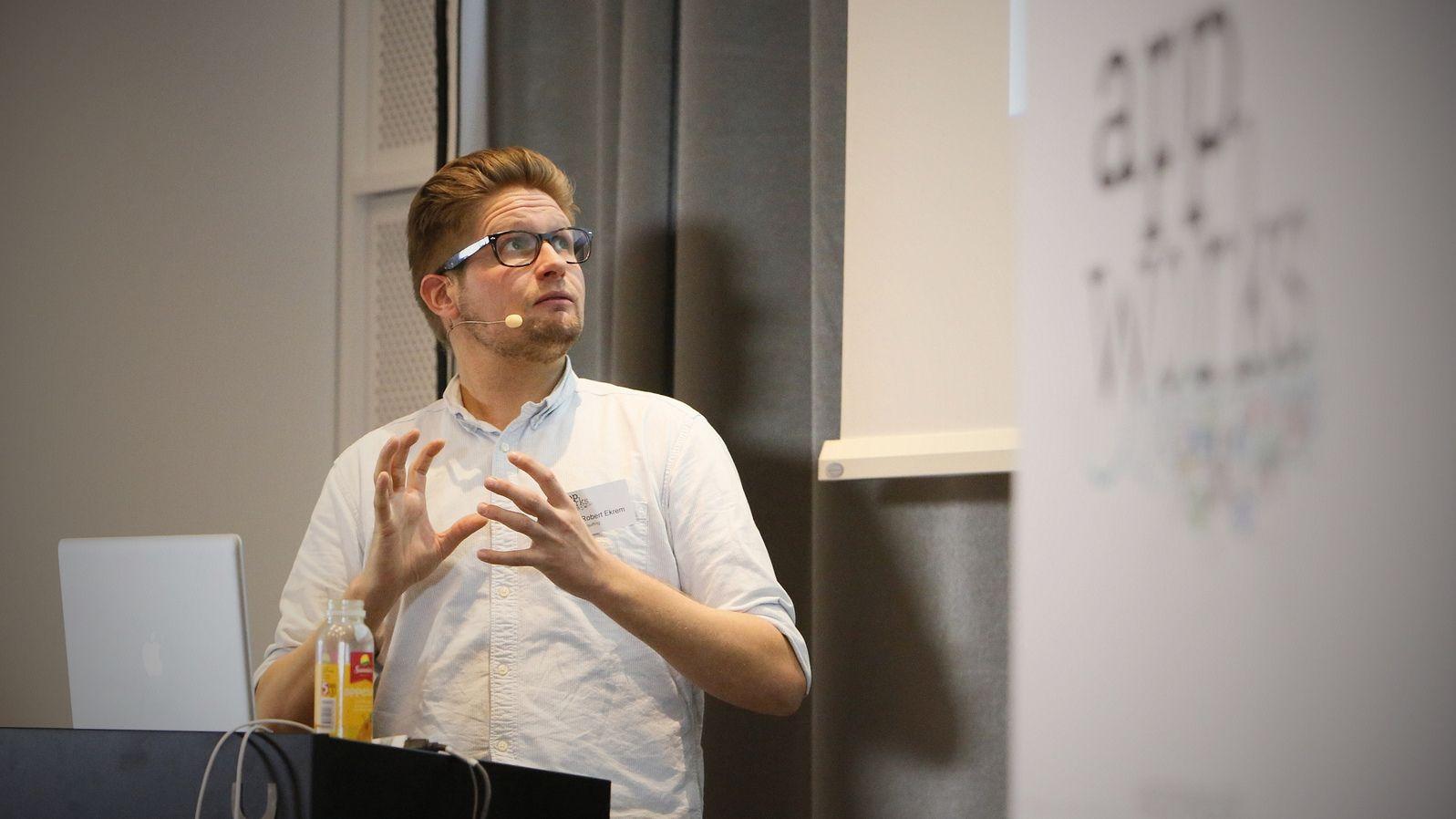 Se alle foredragene fra AppWorks