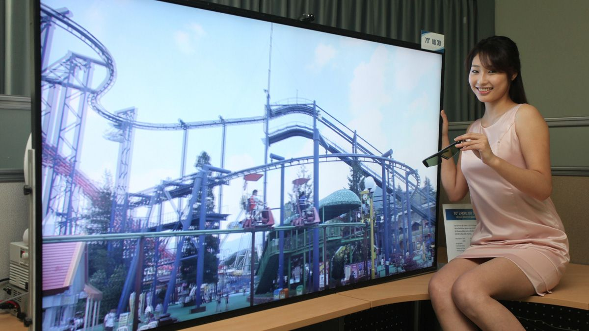 Samsung skal vise verdens største 4K-TV