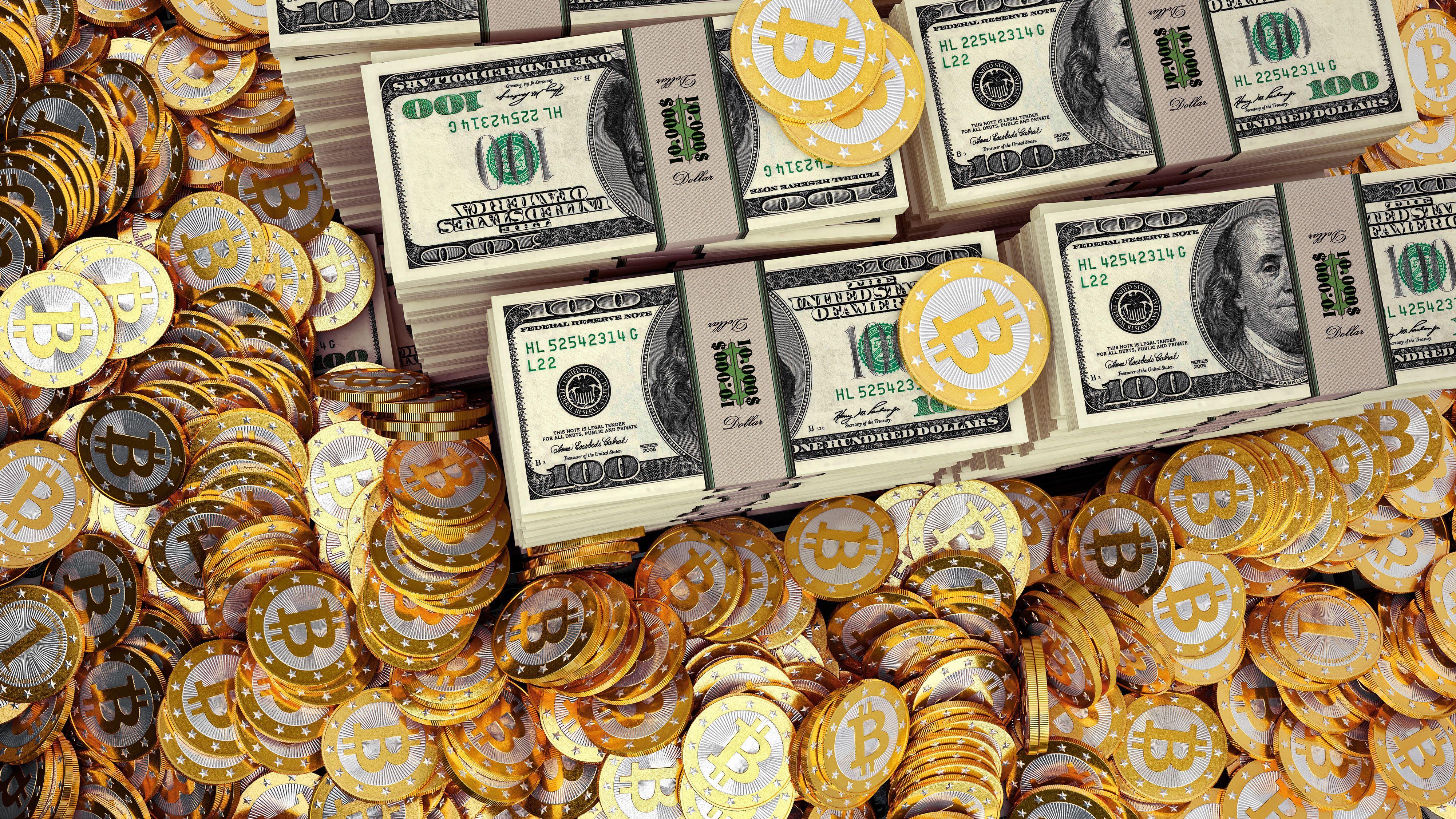 Snart kan Bitcoin-teknologien også bli brukt av vanlige valutaer