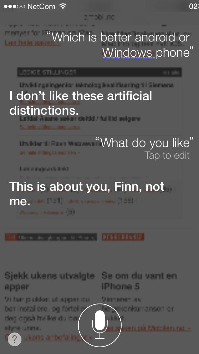 Siri er fortsatt Siri, men funksjonen kan nå både få mannsstemme og ta over bilunderholdningen din.