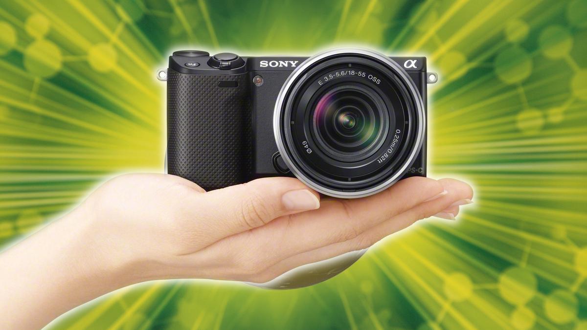 Vant du systemkamera fra Sony?