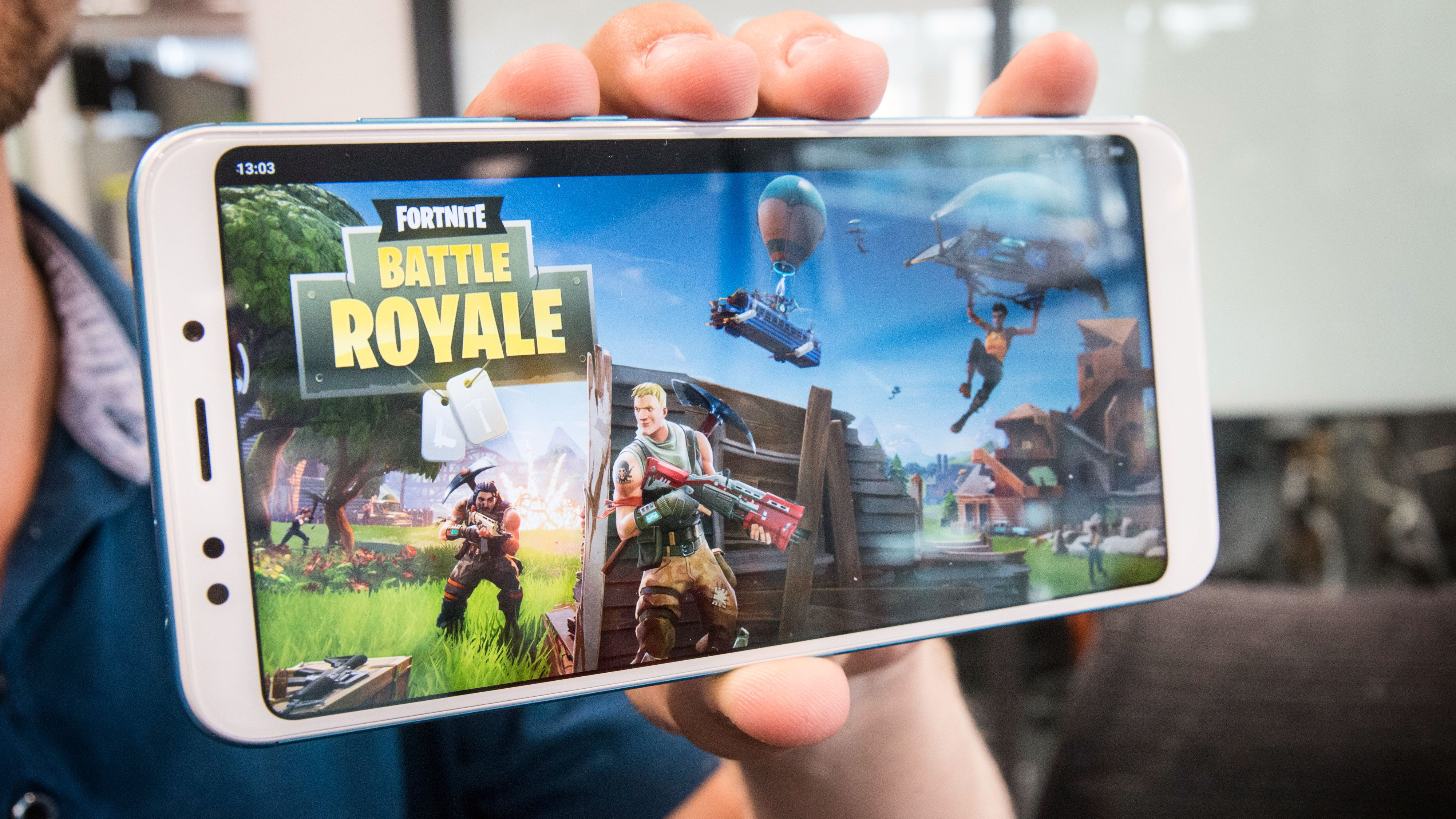 Fortnite for Android kan bli forbeholdt Galaxy Note 9