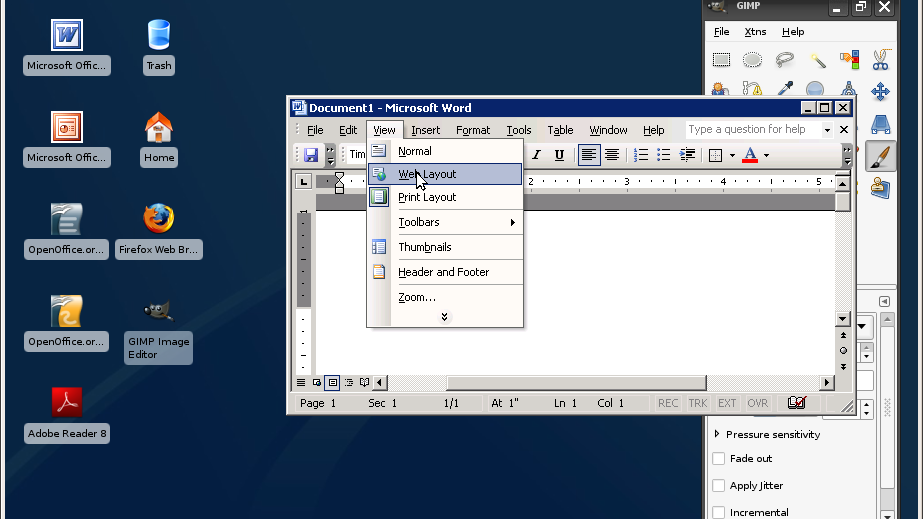 Ulteo lanserer  virtual desktop 2.0