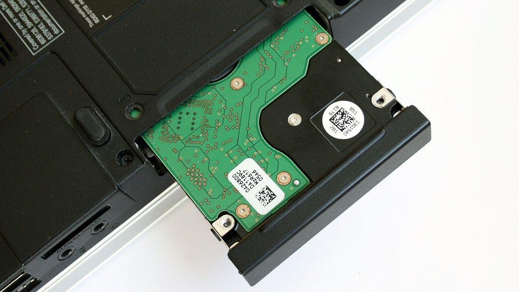 Guide til harddisk-bytte