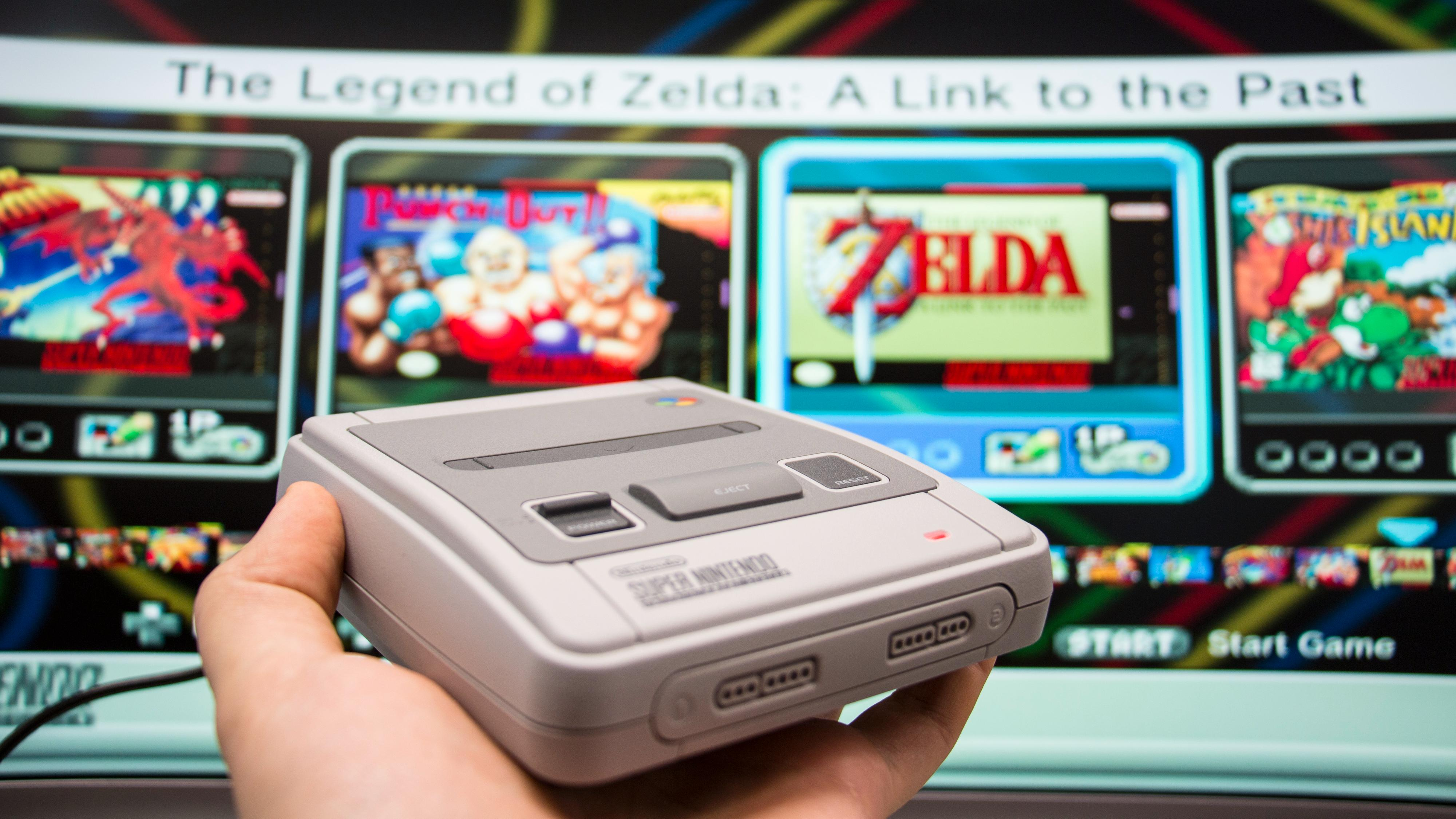 Hackere har åpnet SNES Classic – lar deg legge inn egne spill