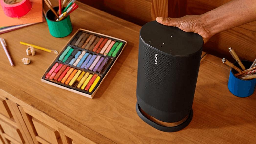 Slik blir Sonos' Bluetooth-høyttaler: Flere detaljer og bilder lekket