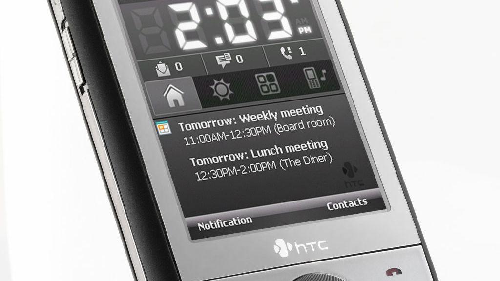 GPS-mobil uten taster