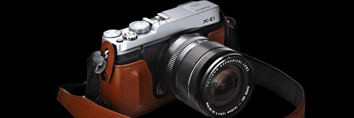 Lanserer nytt systemkamera