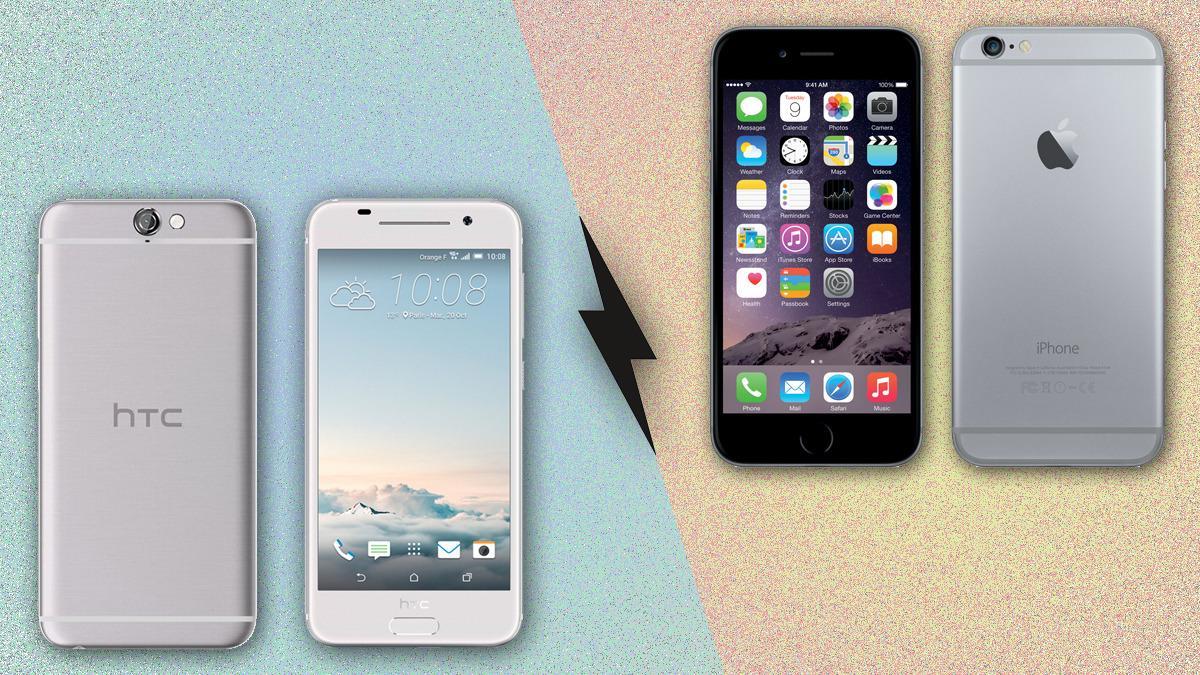 HTC-sjef: – Vi kopierte ikke Apple