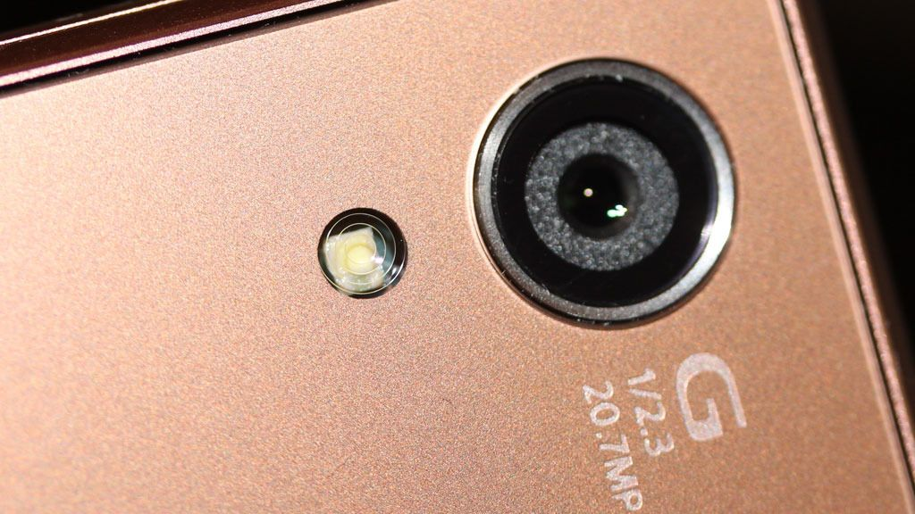 Kameraet har en oppløsning på 20,3 megapiksler.Foto: Espen Irwing Swang, Tek.no