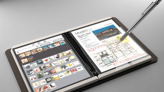 Tablet fra Microsoft