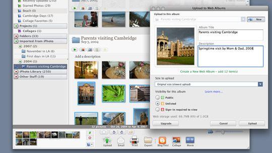 Google lanserer Picasa for Mac