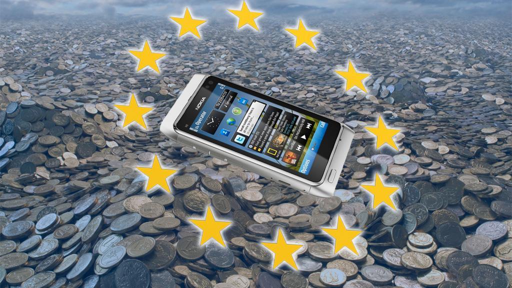 EU skulle bruke 178 mill. på Symbian