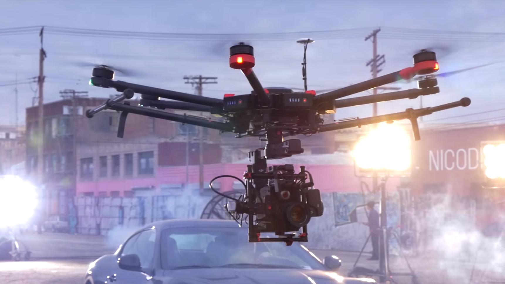 Dette er DJIs kraftigste drone hittil – og den blir ikke billig