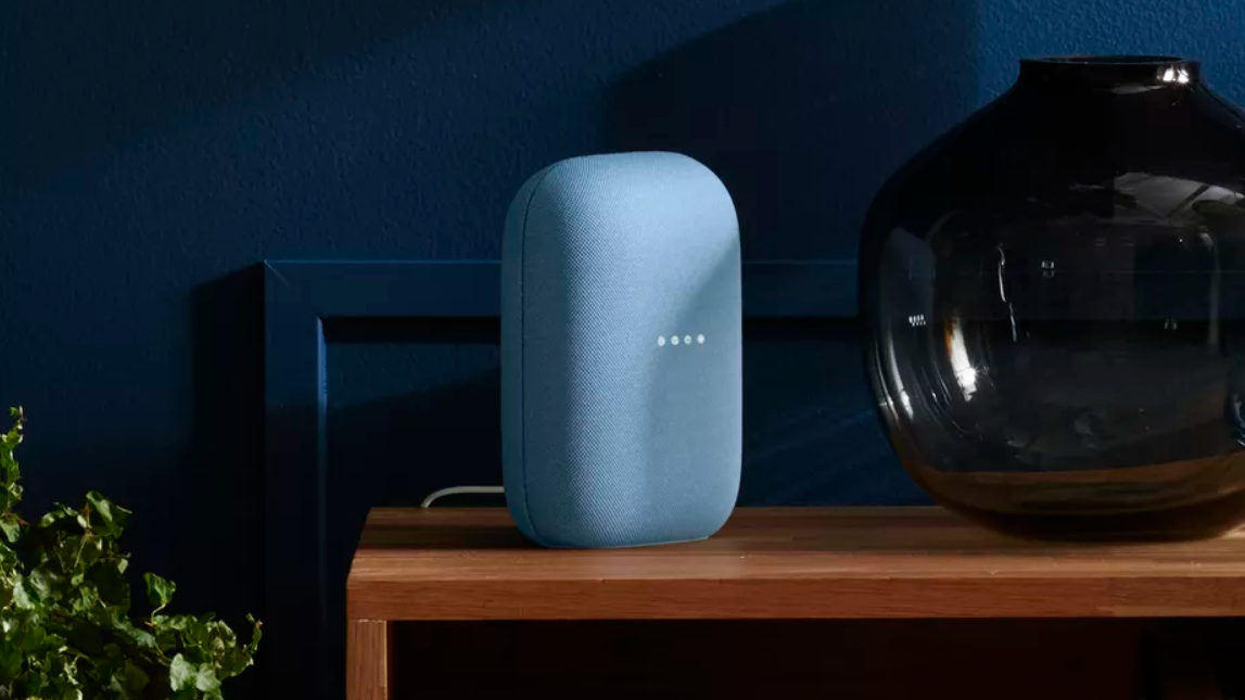 Her er Googles nye smarthøyttaler