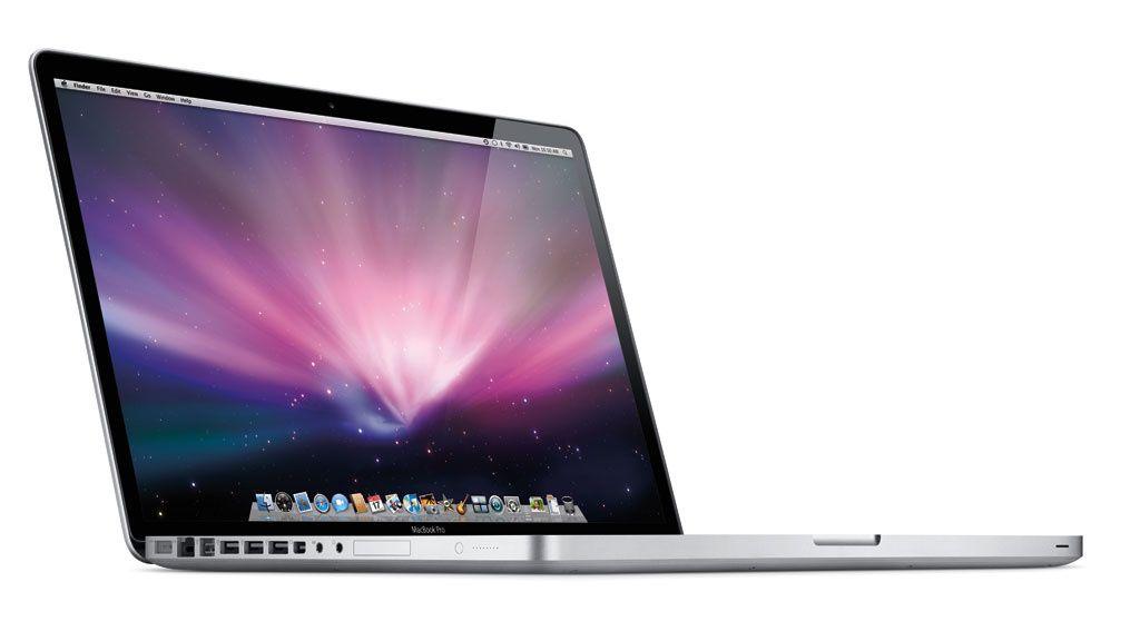 Apples 17-tommers Macbook Pro gikk ut av produksjon i 2012.