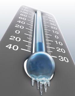 Veldig lave eller veldig høye temperaturer kan være skadelig. (Foto: Istockphoto/Kiyoshi Takahase Segundo)