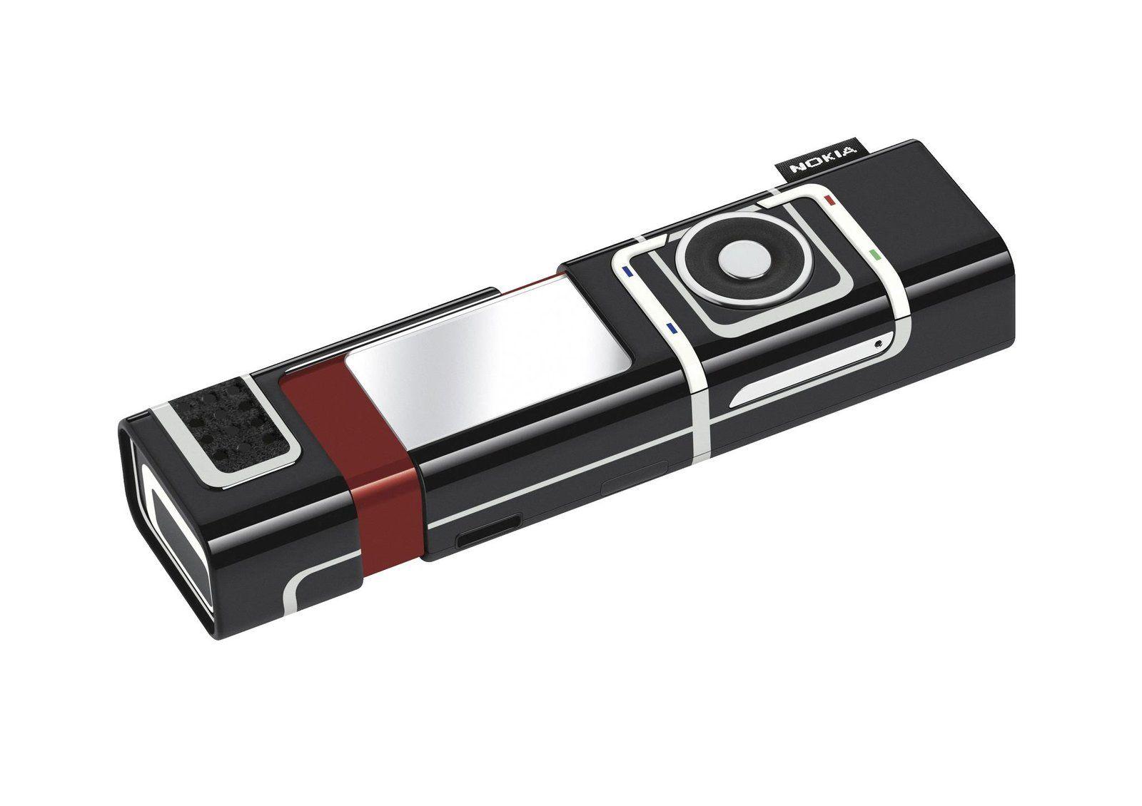 Art Deco-modellen Nokia 7280 var muligens stilig, men sloss samtidig om tittelen tidenes mest ubrukelige brukergrensesnitt.